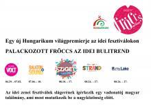 Az idei zenei fesztiválok slágerének ígérkezik egy vadonatúj magyar találmány, ami most mutatkozik be a nagyközönség előtt.